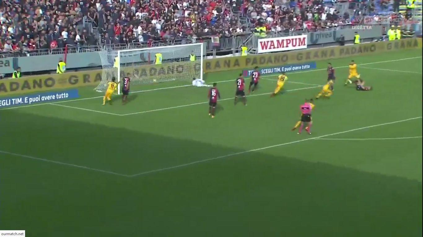 05-11-2017 - Cagliari 2-1 Hellas Verona