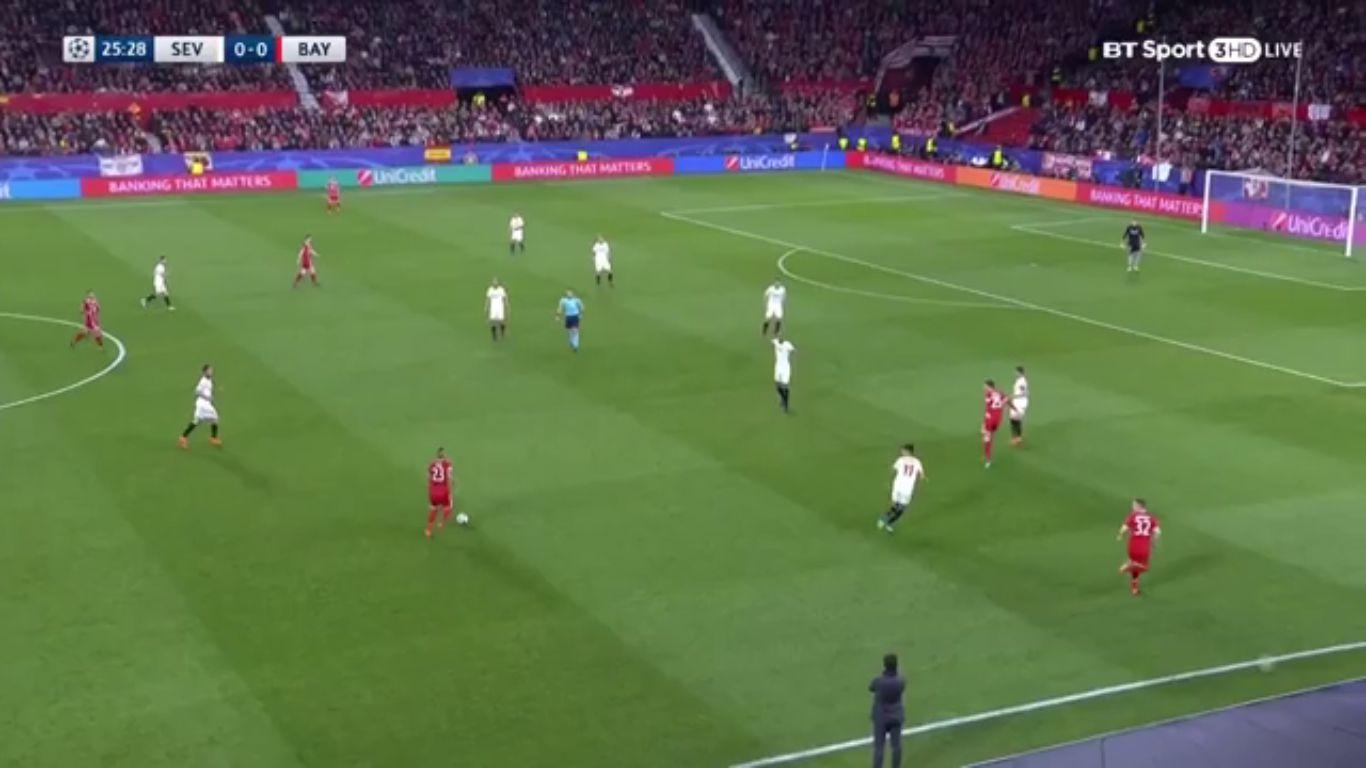 03-04-2018 - Sevilla 1-2 Bayern Munich (CHAMPIONS LEAGUE)