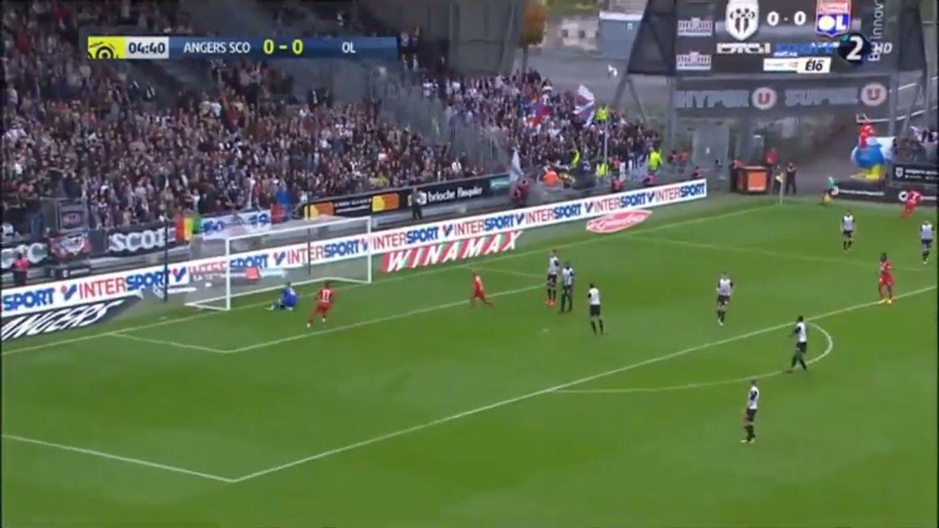 01-10-2017 - Angers 3-3 Lyon