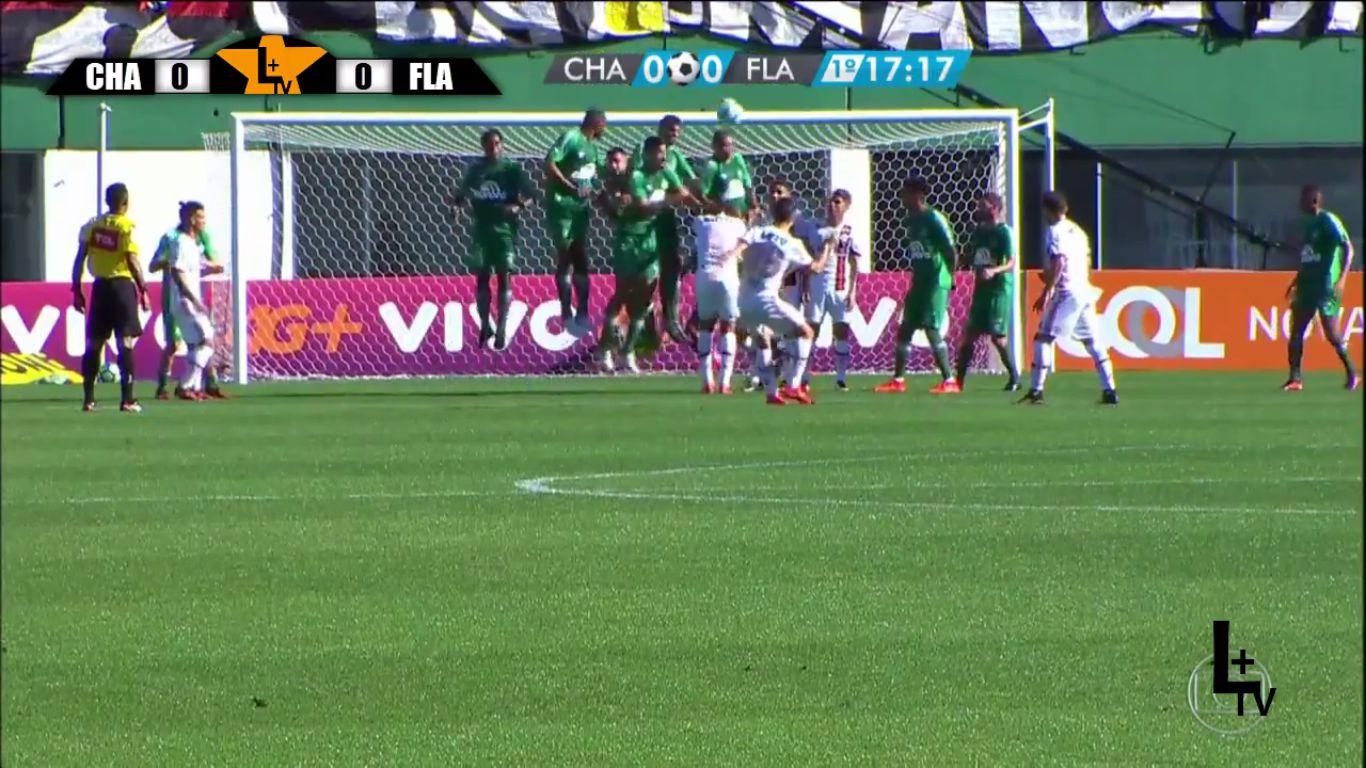 16-10-2017 - Chapecoense AF 0-1 Flamengo