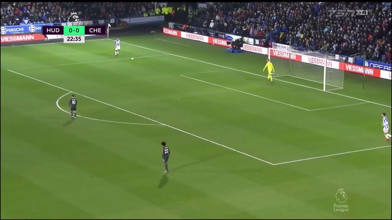 12-12-2017 - Huddersfield Town 1-3 Chelsea