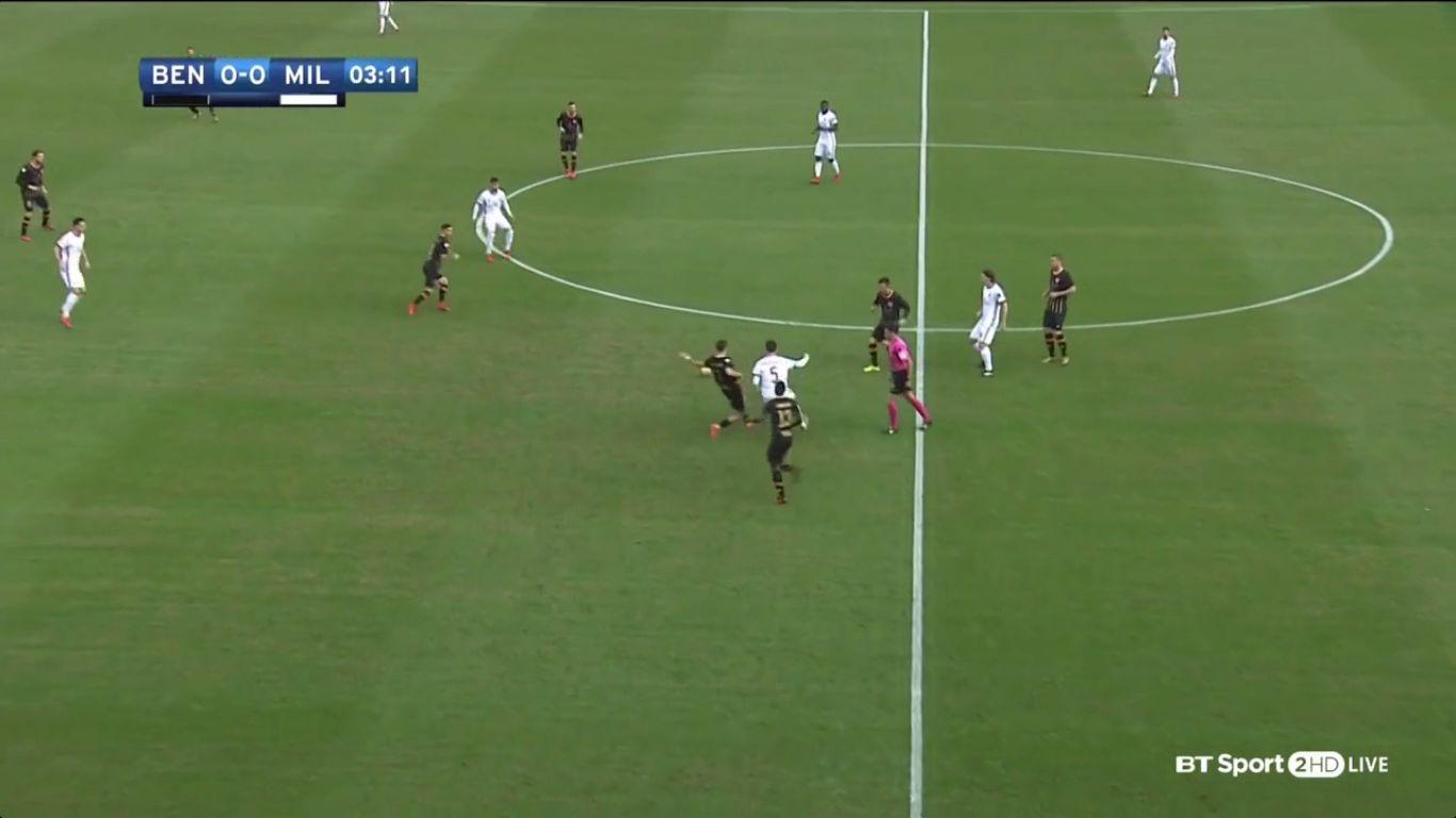 03-12-2017 - Benevento 2-2 AC Milan