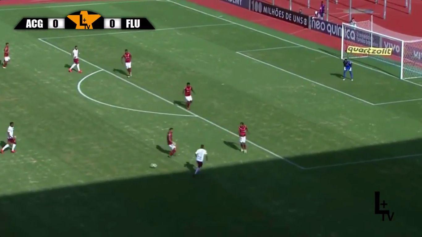 04-12-2017 - Atletico GO 1-1 Fluminense