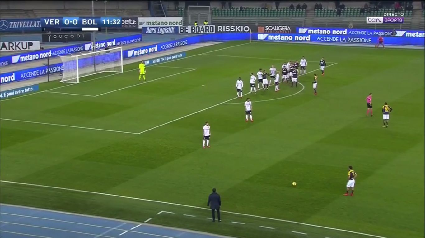 20-11-2017 - Hellas Verona 2-3 Bologna