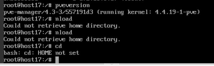 Cluster running, but node shows offline | Proxmox Support Forum