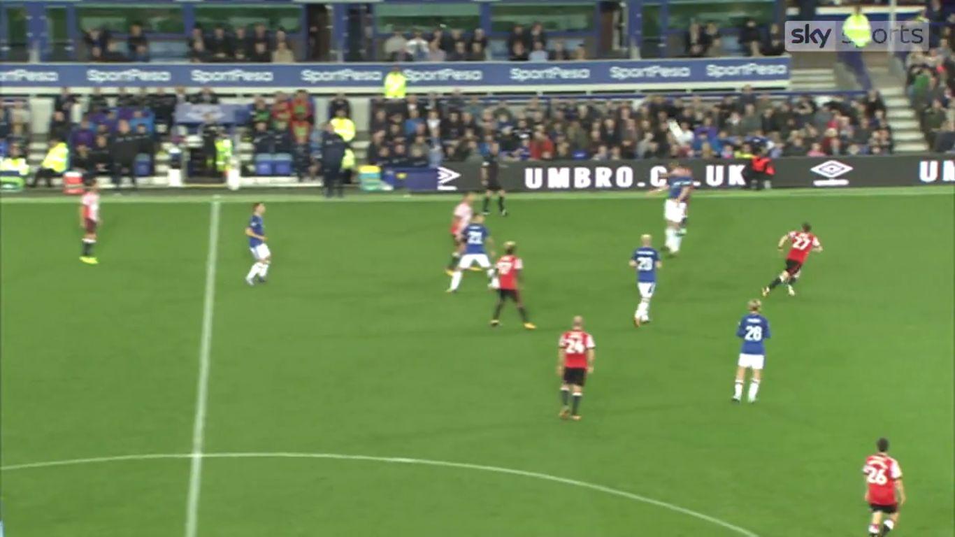 20-09-2017 - Everton 3-0 Sunderland (EFL CUP)