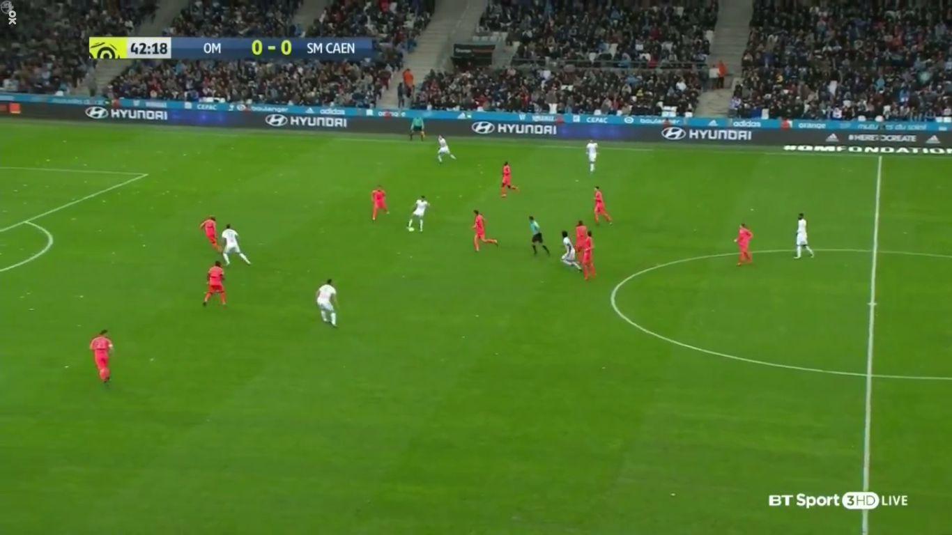 05-11-2017 - Marseille 5-0 Caen