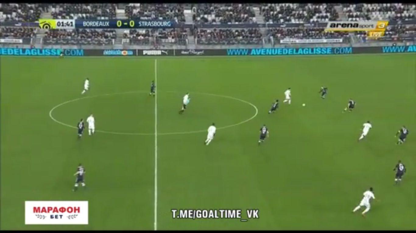 08-12-2017 - Bordeaux 0-3 Strasbourg