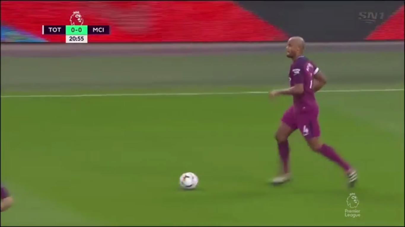 14-04-2018 - Tottenham Hotspur 1-3 Manchester City