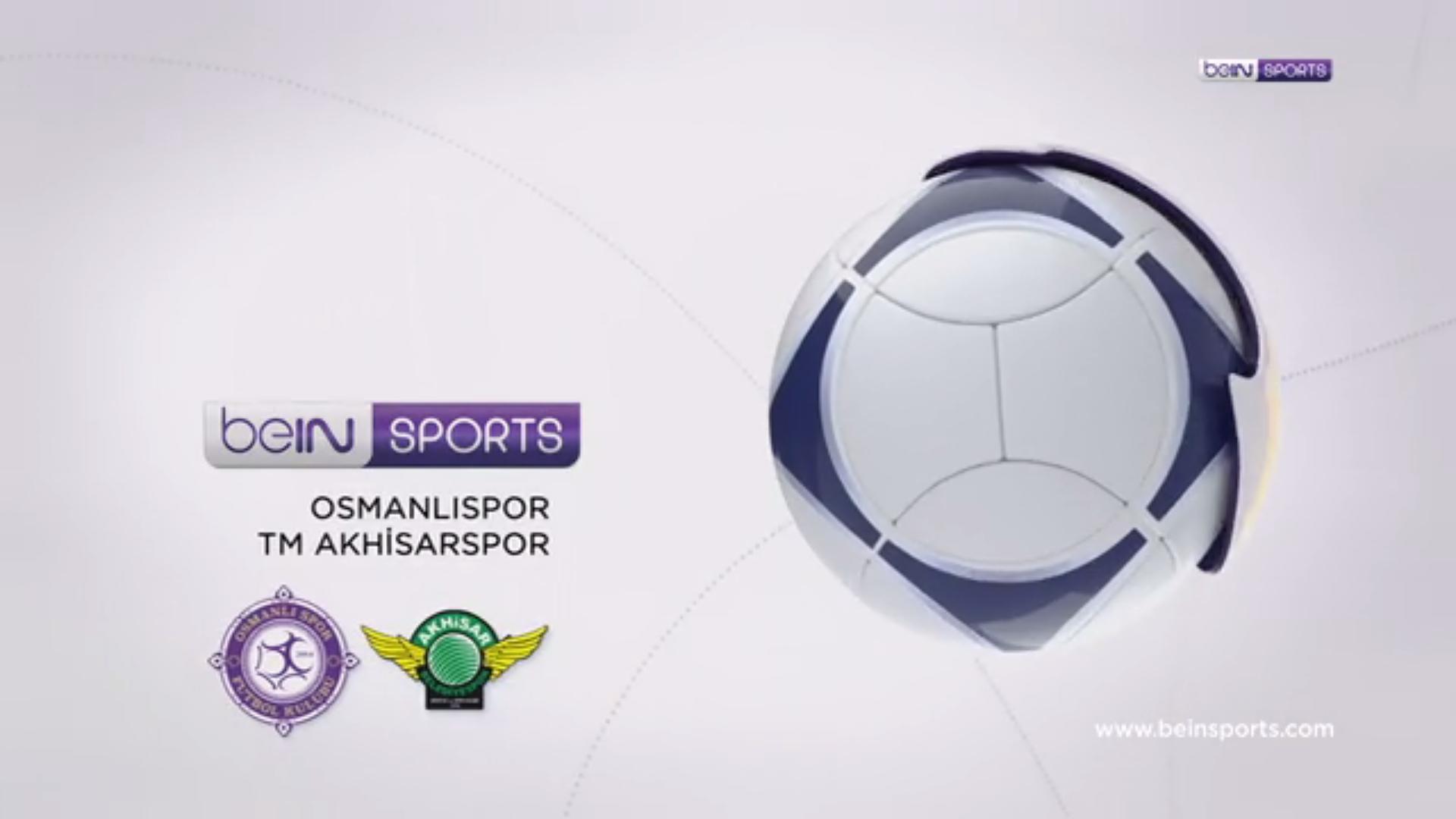 25-12-2017 - Osmanlispor FK 3-2 Akhisar Belediye Genclik Ve Spor