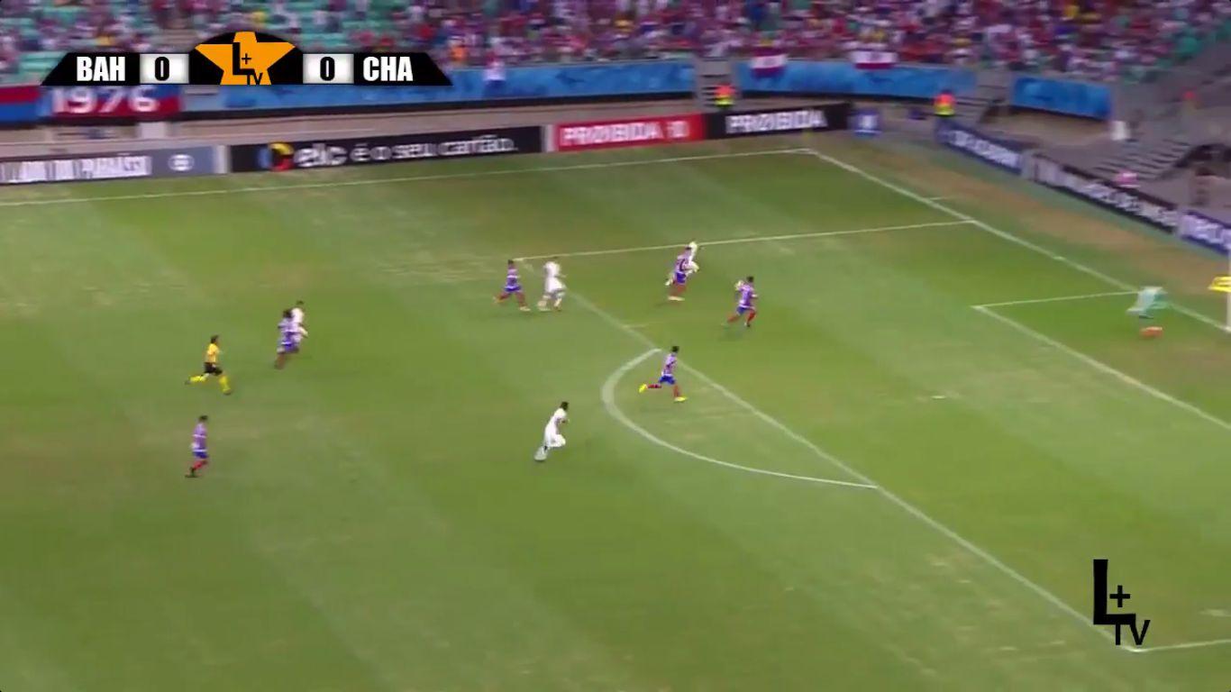 27-11-2017 - Bahia 0-1 Chapecoense AF