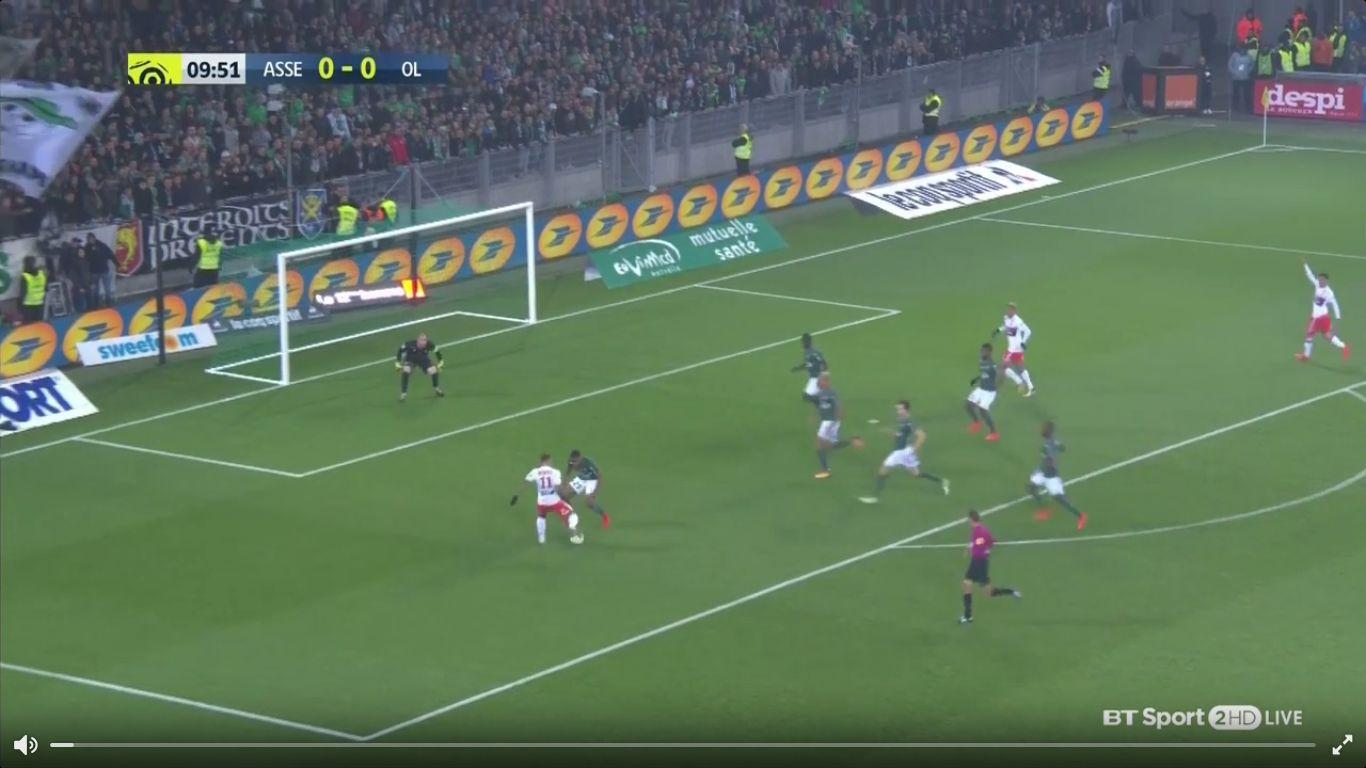 05-11-2017 - Saint-Etienne 0-5 Lyon