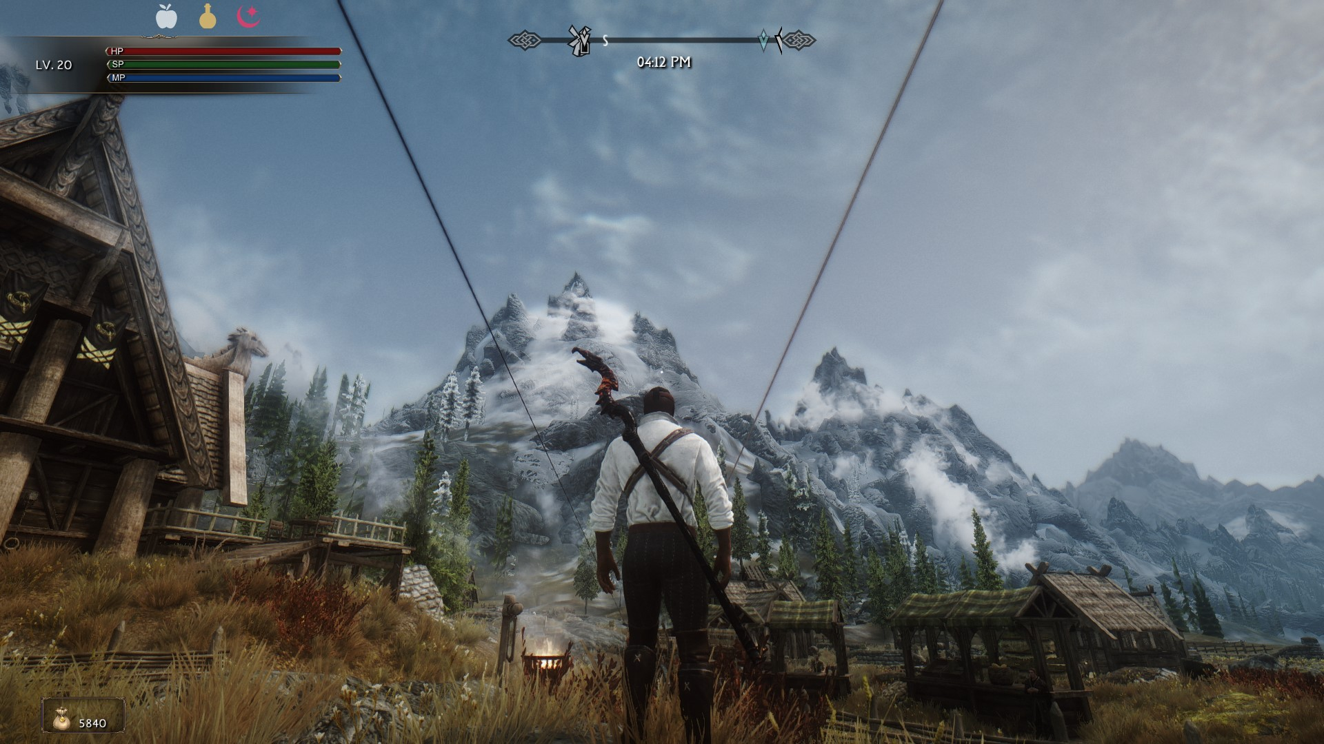 Help with Mesh Stretching : skyrimmods