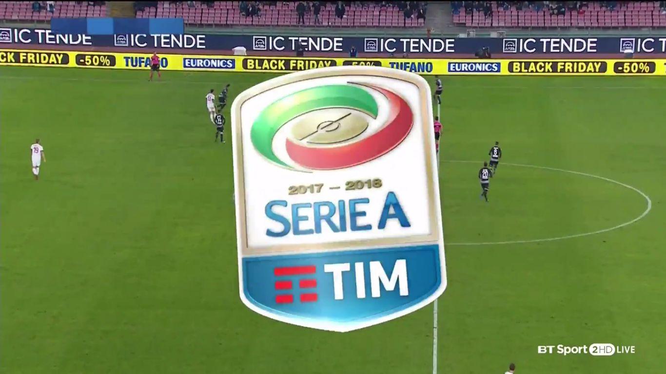 18-11-2017 - SSC Napoli 2-1 AC Milan