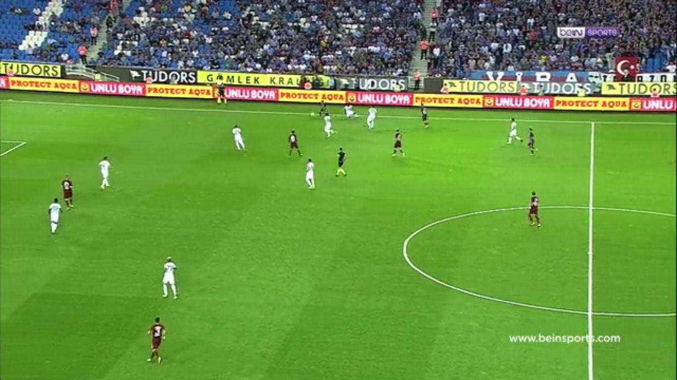 22-09-2017 - Trabzonspor 3-4 Alanyaspor