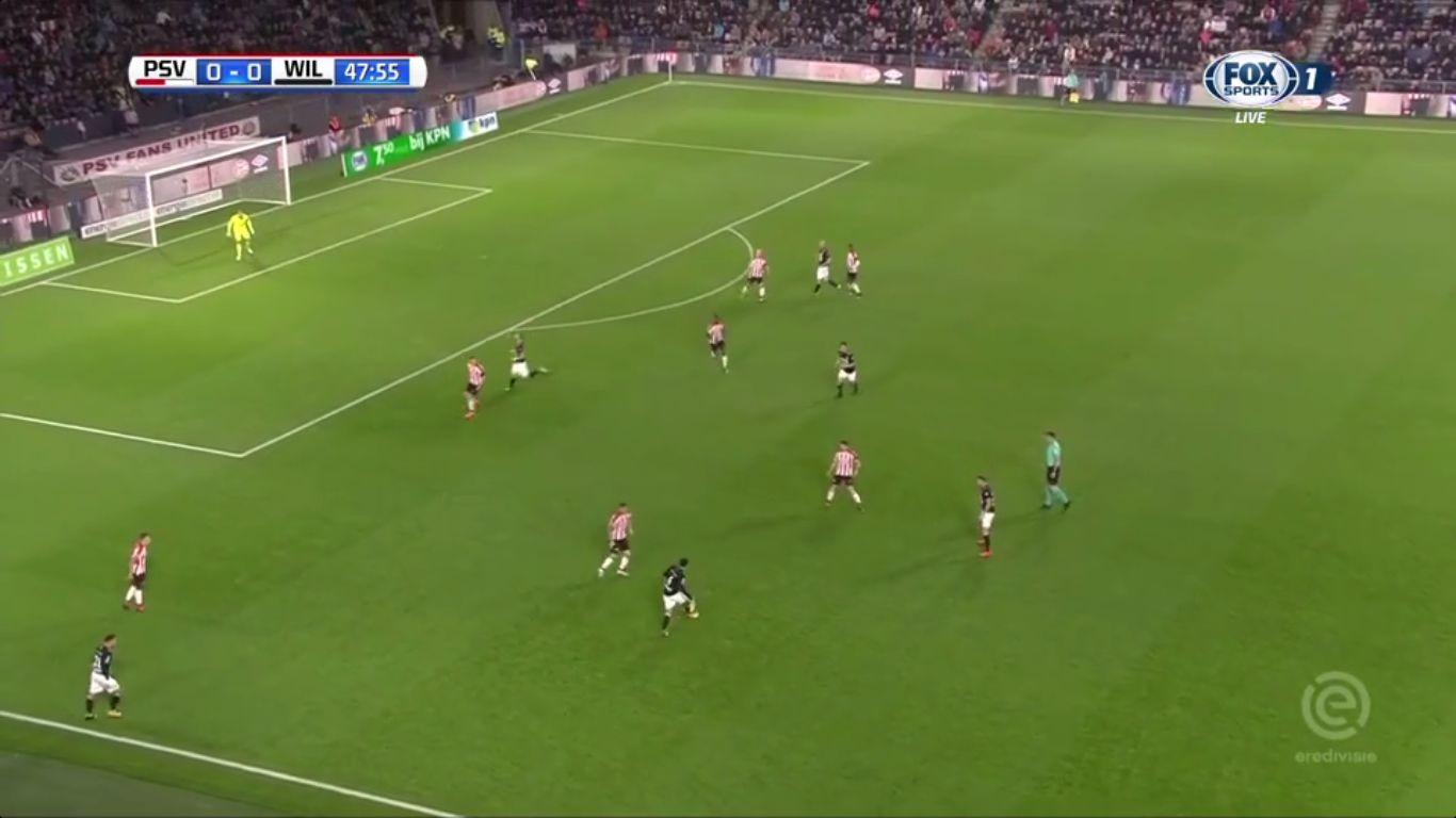 30-09-2017 - PSV Eindhoven 4-0 Willem II