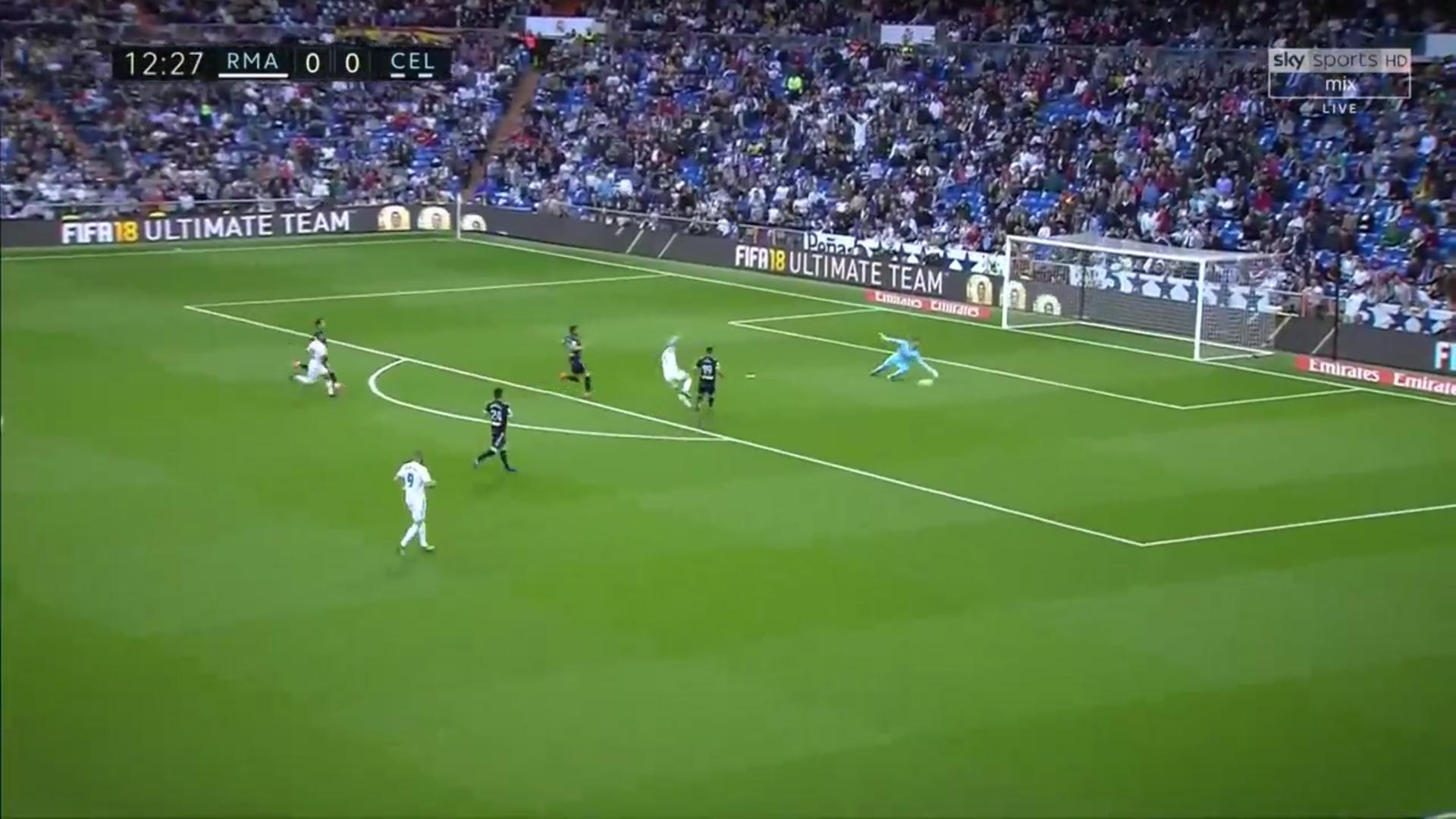 12-05-2018 - Real Madrid 6-0 Celta Vigo