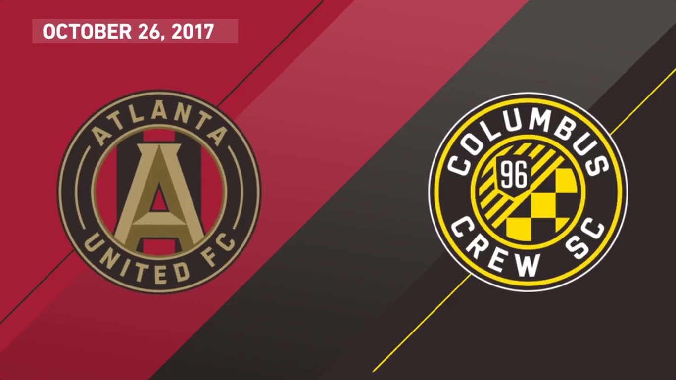 27-10-2017 - Atlanta United 0-0 (1-3 PEN.) Columbus Crew