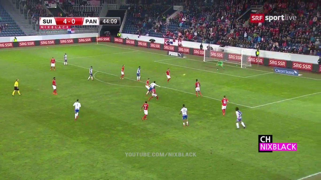 27-03-2018 - Switzerland 6-0 Panama (FRIENDLY)
