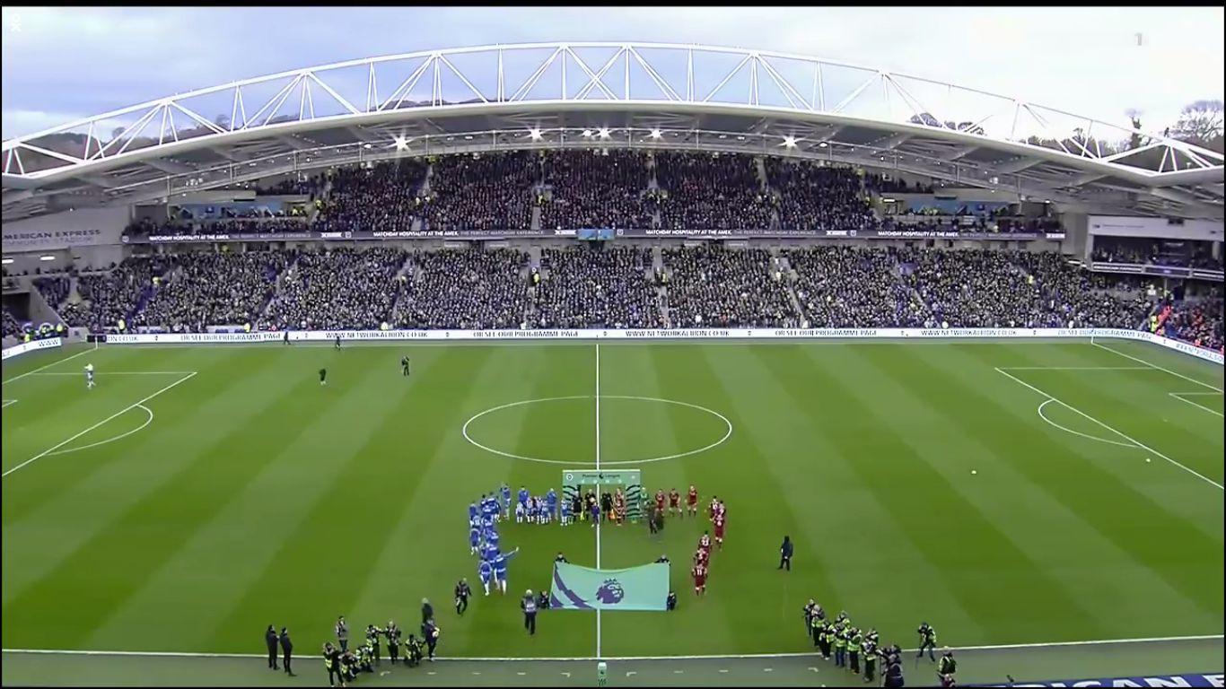 02-12-2017 - Brighton & Hove Albion 1-5 Liverpool