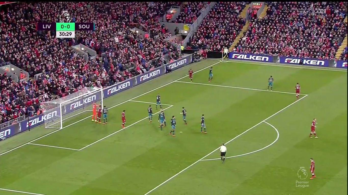 18-11-2017 - Liverpool 3-0 Southampton