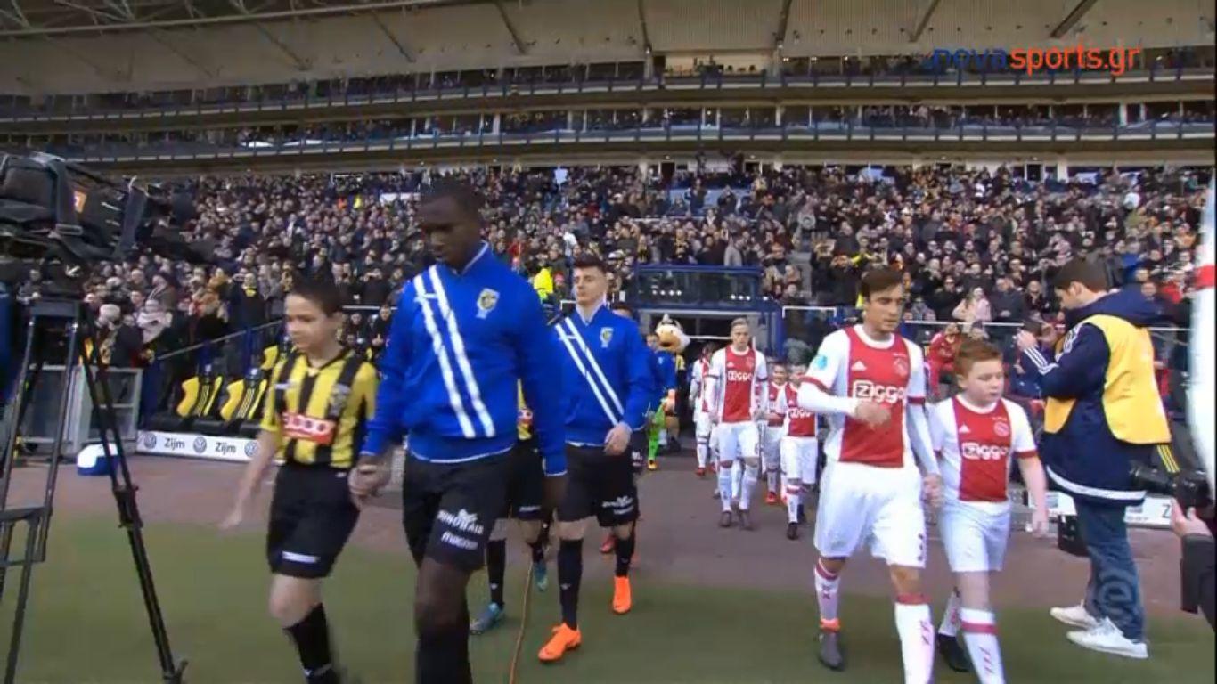 04-03-2018 - Vitesse 3-2 Ajax