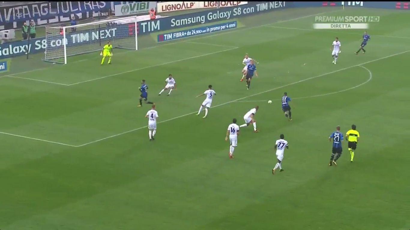 22-10-2017 - Atalanta 1-0 Bologna