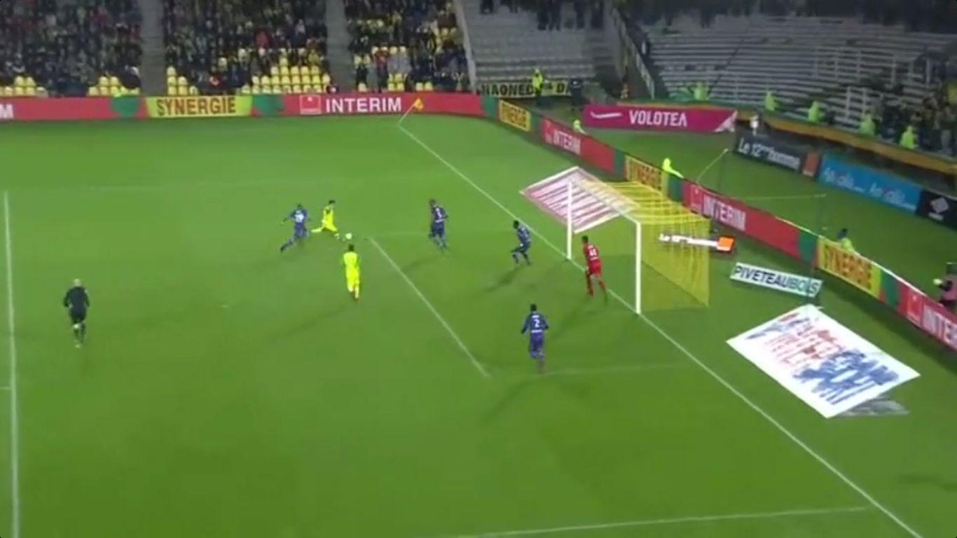 04-11-2017 - Nantes 2-1 Toulouse