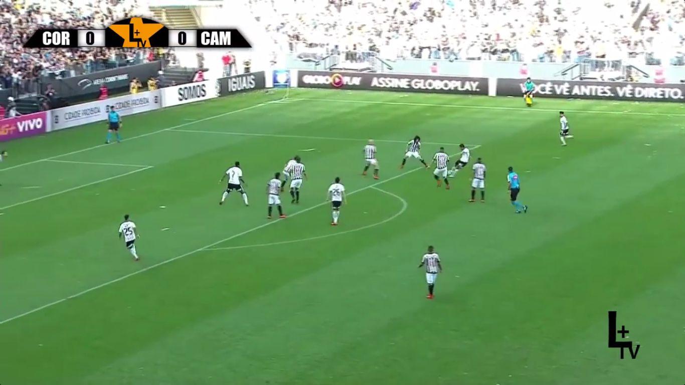 27-11-2017 - Corinthians 2-2 Atletico MG