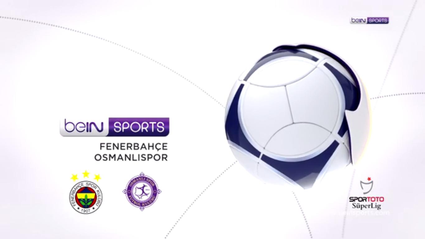 08-04-2018 - Fenerbahce 2-0 Osmanlispor FK