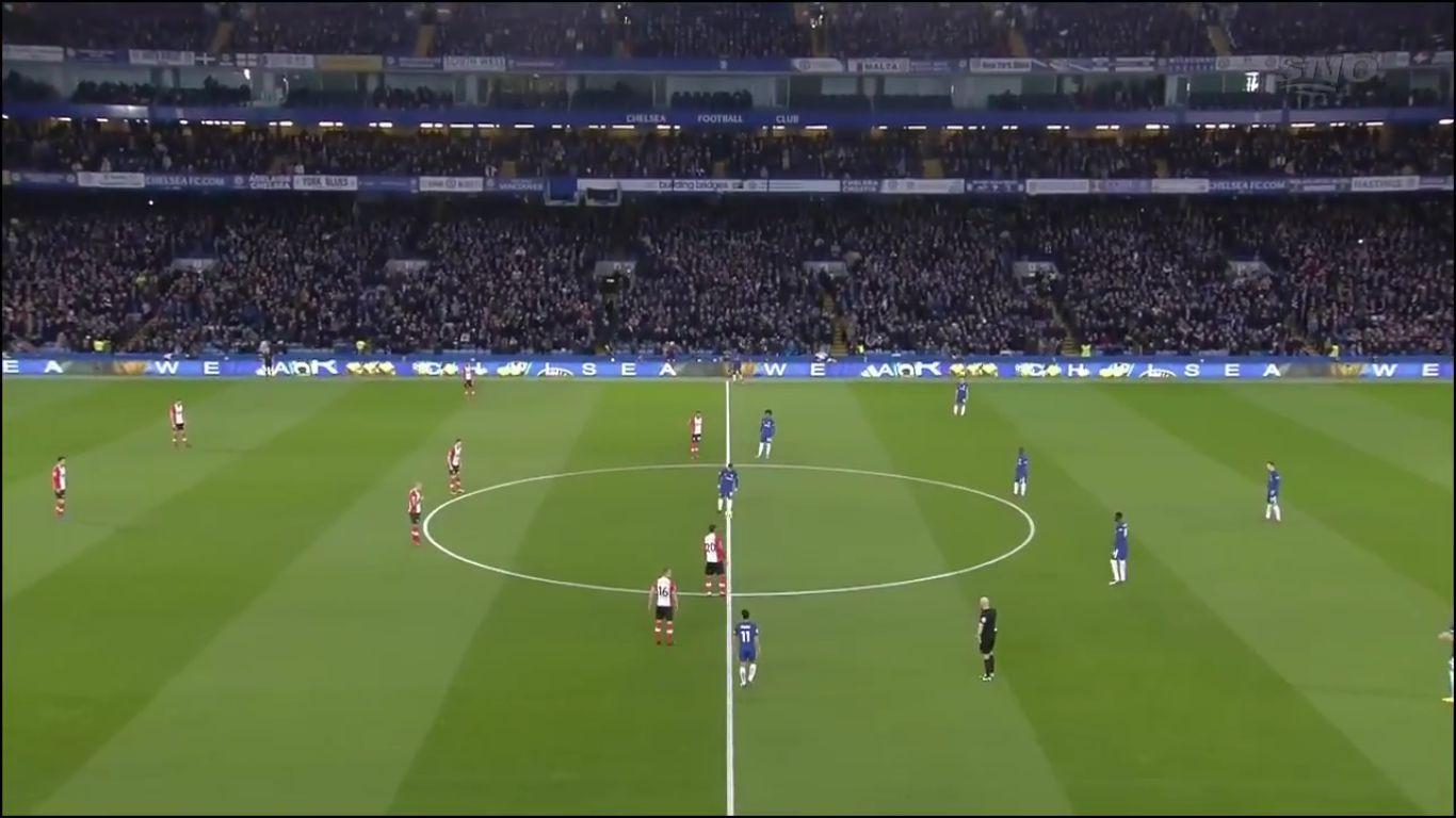 16-12-2017 - Chelsea 1-0 Southampton