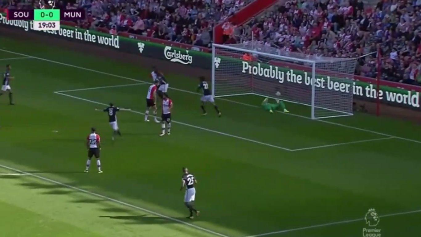 23-09-2017 - Southampton 0-1 Manchester United