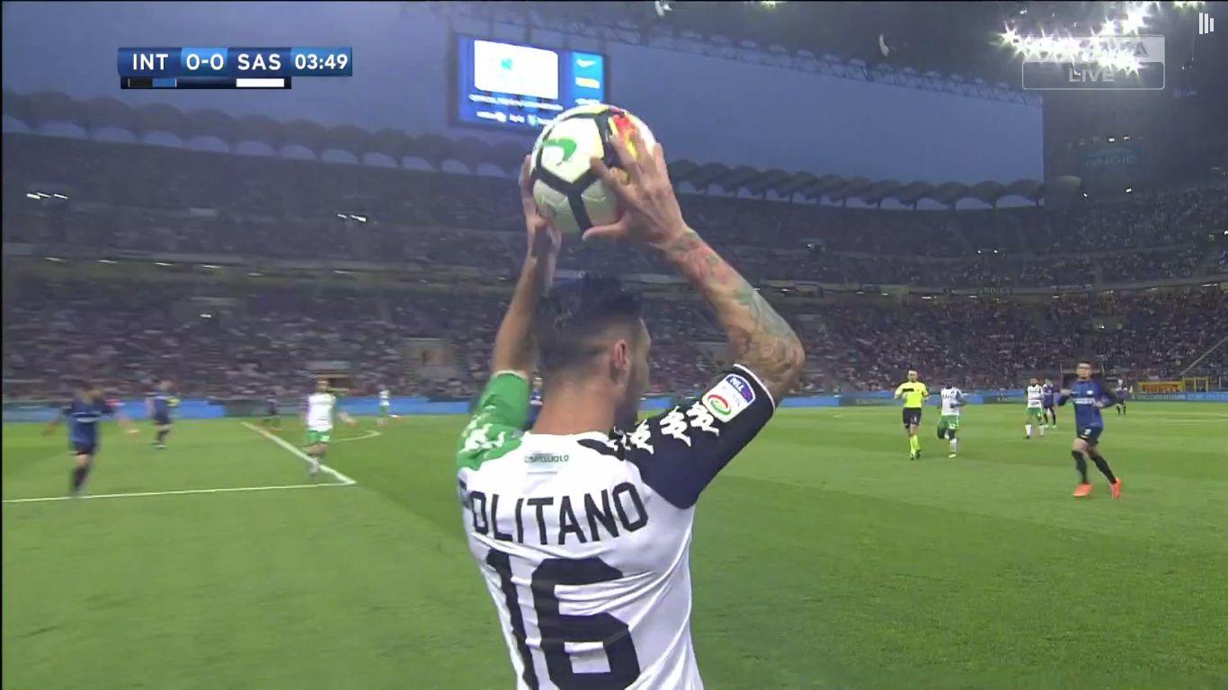12-05-2018 - Inter 1-2 Sassuolo