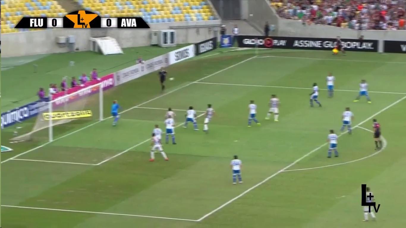 16-10-2017 - Fluminense 1-0 Avai FC