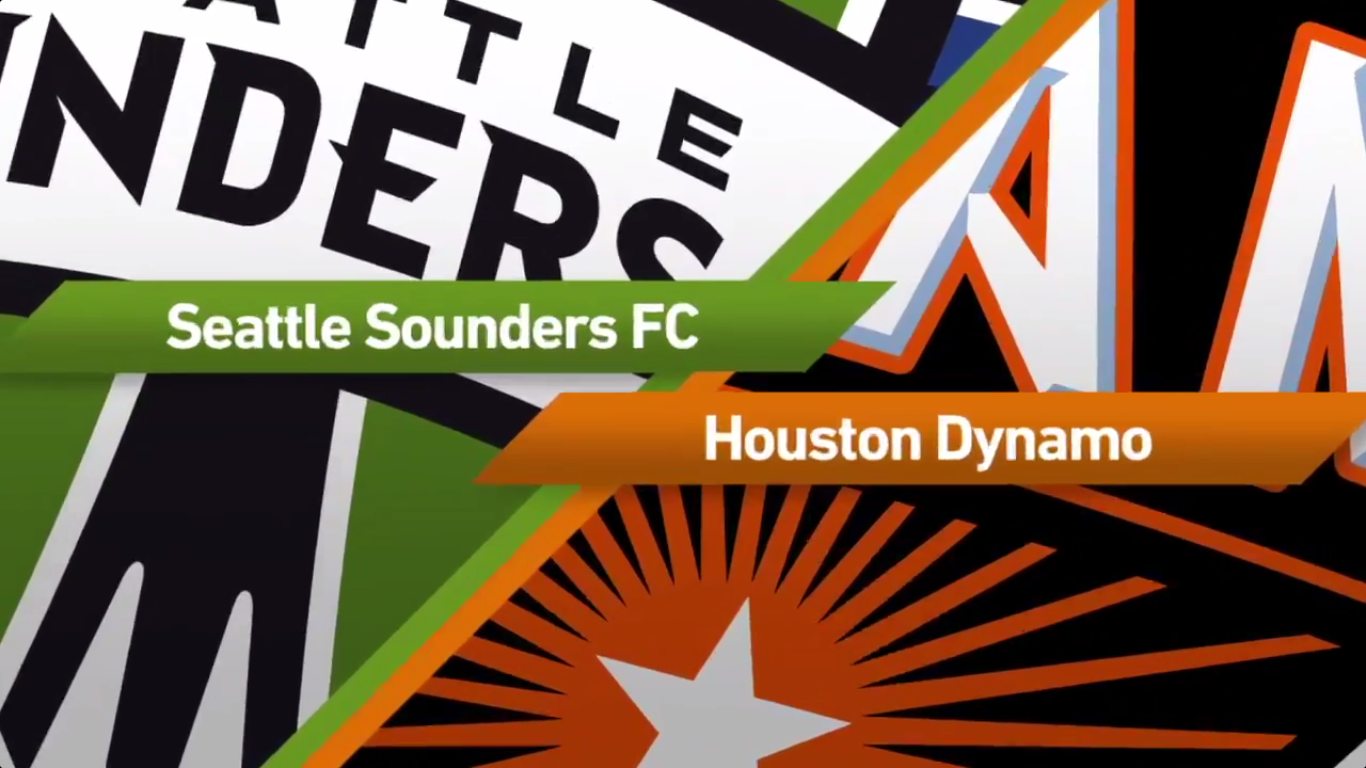 01-12-2017 - Seattle Sounders FC 3-0 Houston Dynamo