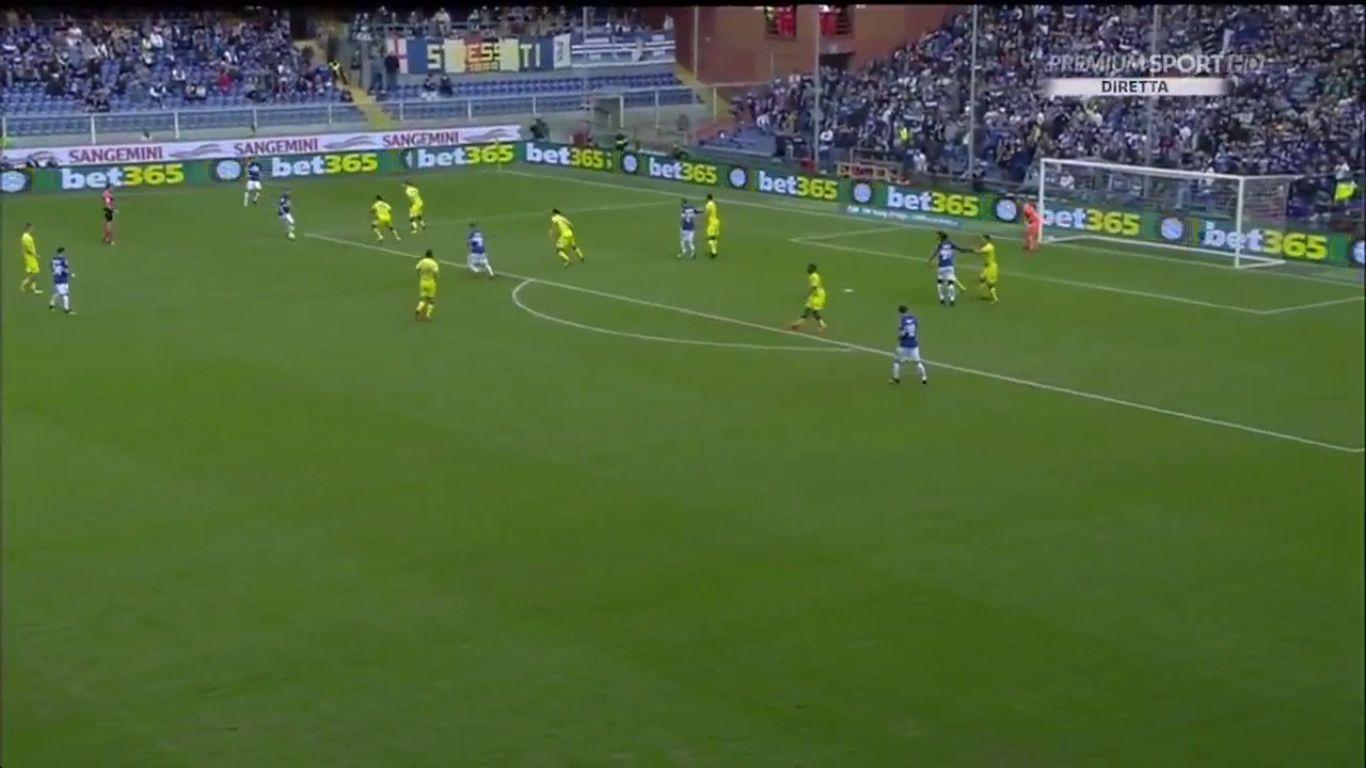 29-10-2017 - Sampdoria 4-1 ChievoVerona
