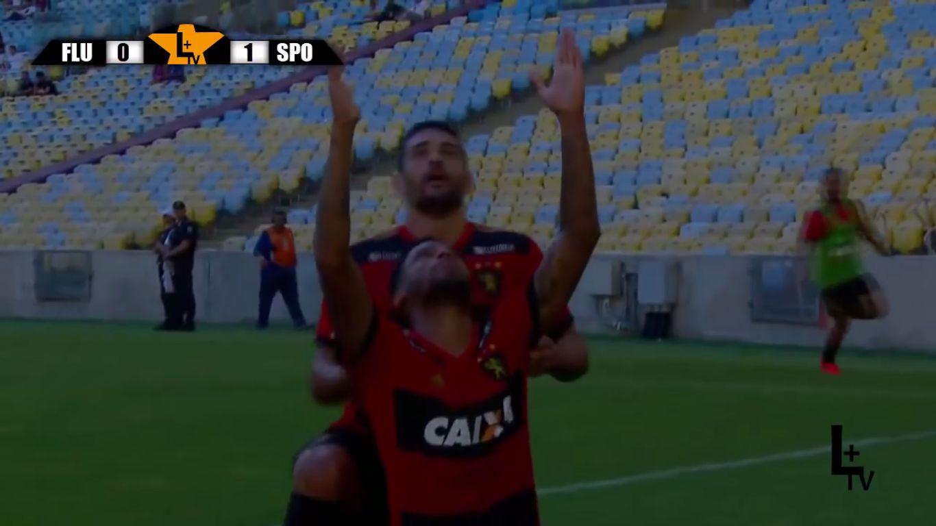 26-11-2017 - Fluminense 1-2 Sport Recife