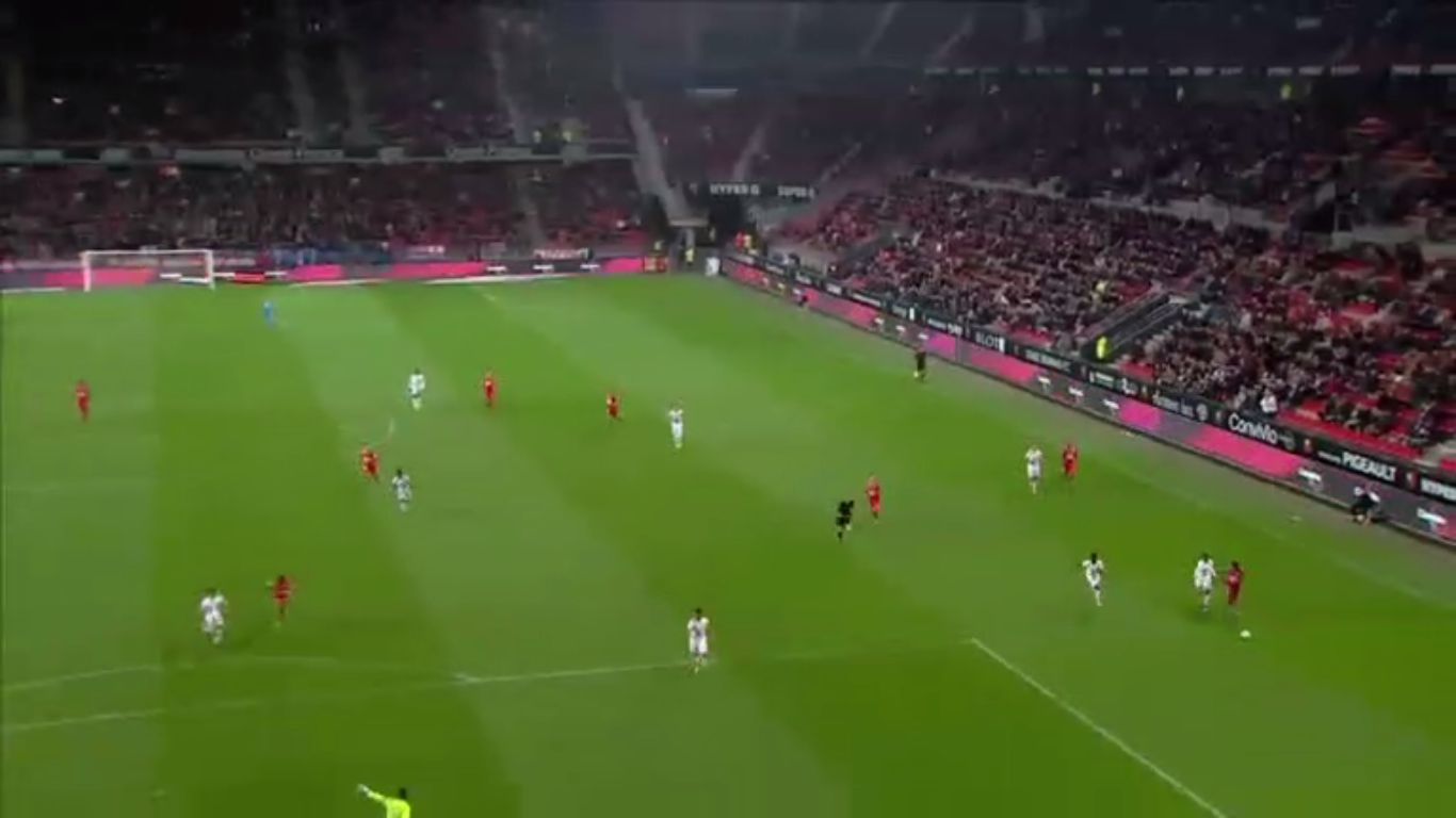 21-10-2017 - Rennes 1-0 Lille