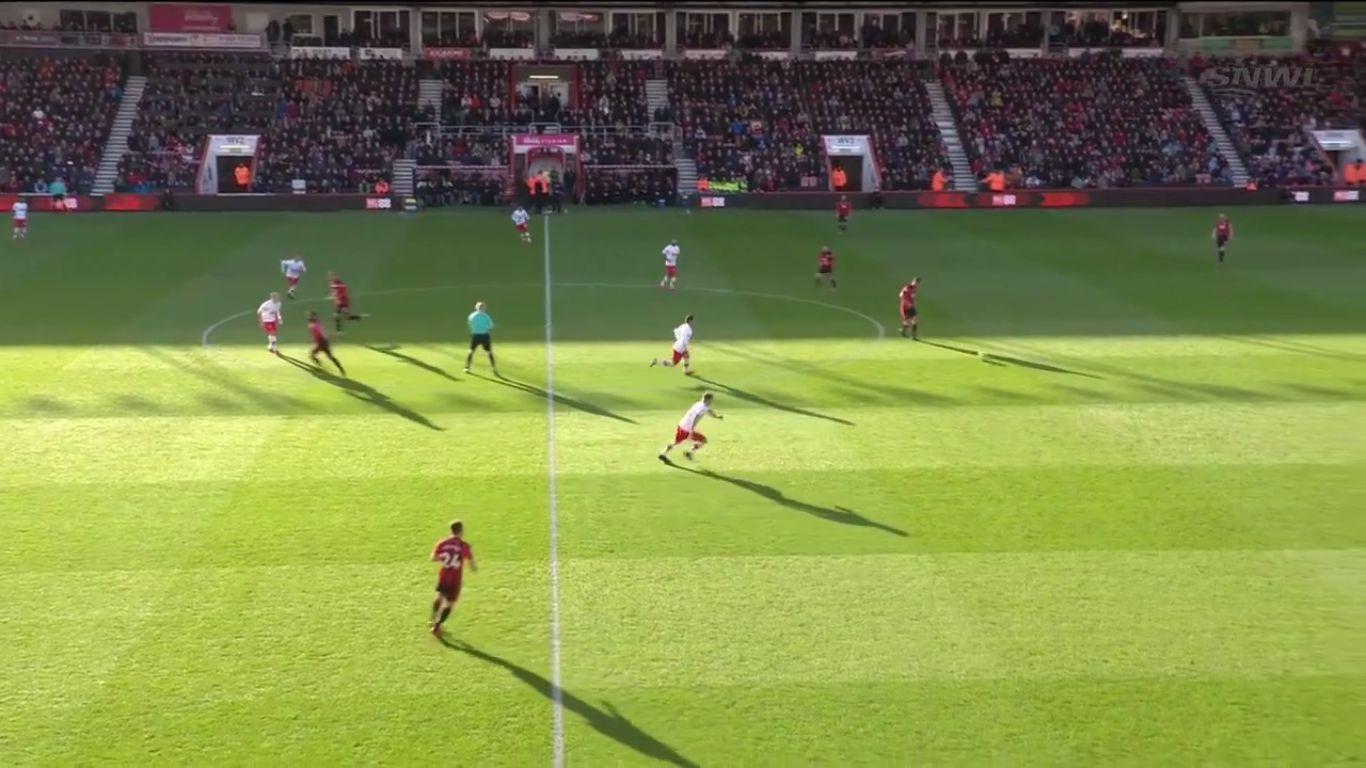 03-12-2017 - AFC Bournemouth 1-1 Southampton