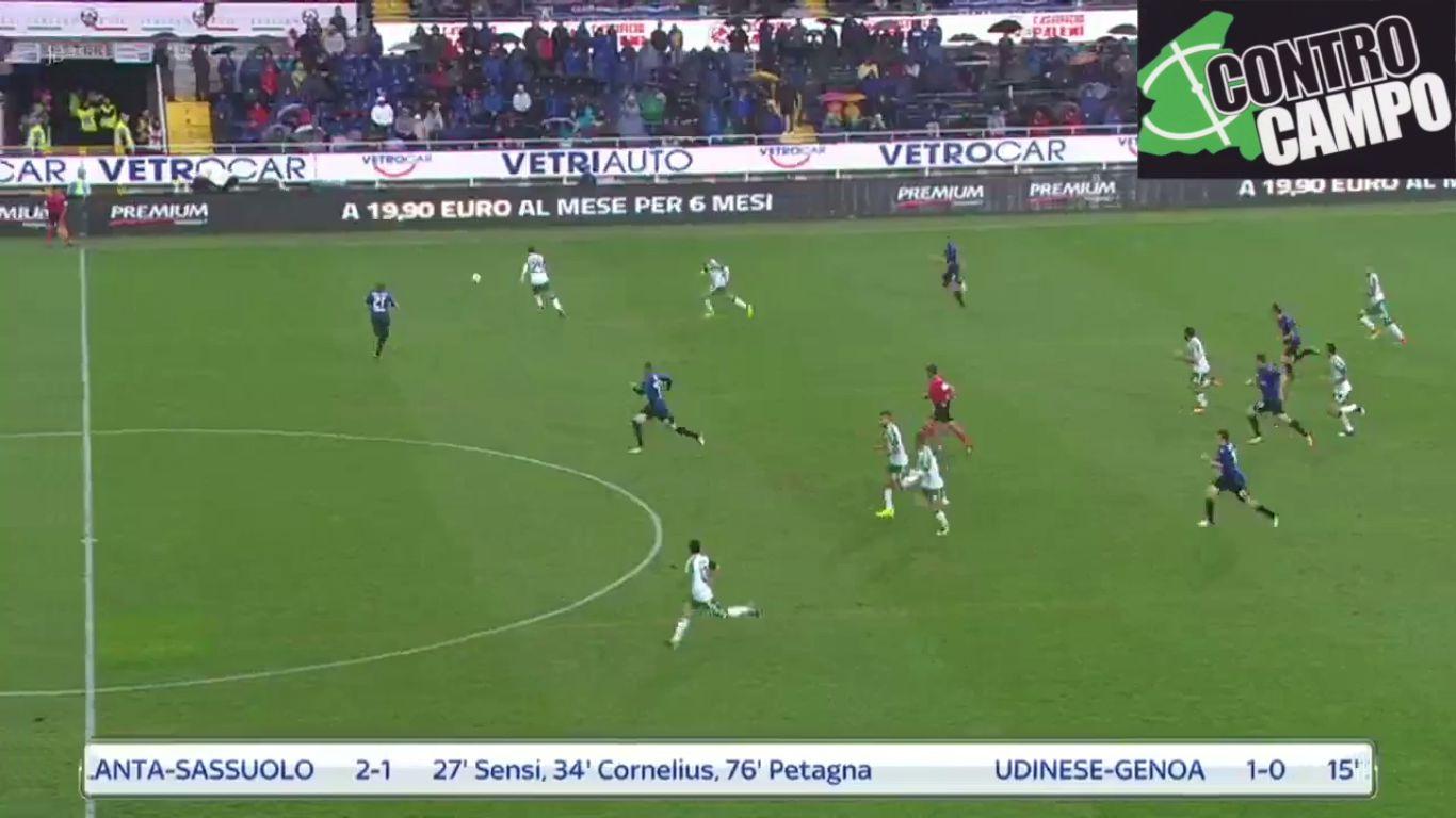 10-09-2017 - Atalanta 2-1 Sassuolo