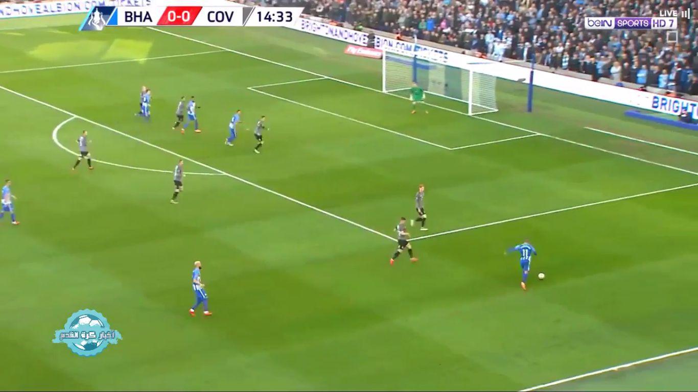 17-02-2018 - Brighton & Hove Albion 3-1 Coventry City (FA CUP)