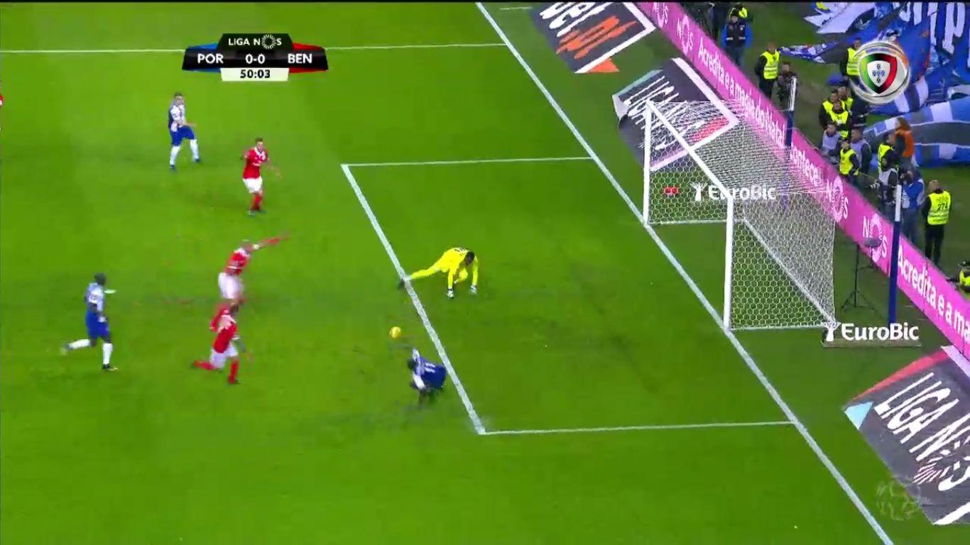 01-12-2017 - FC Porto 0-0 Benfica