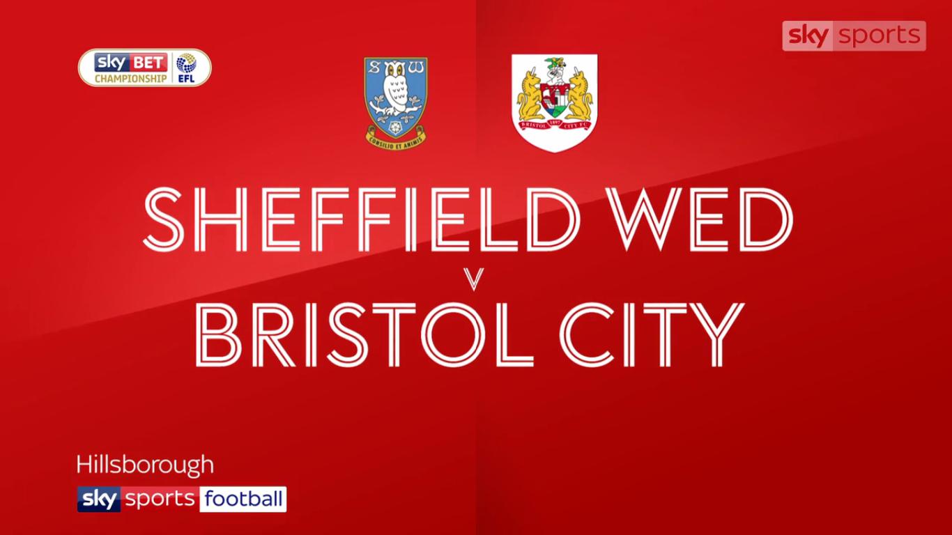 18-11-2017 - Sheffield Wednesday 0-0 Bristol City (CHAMPIONSHIP)