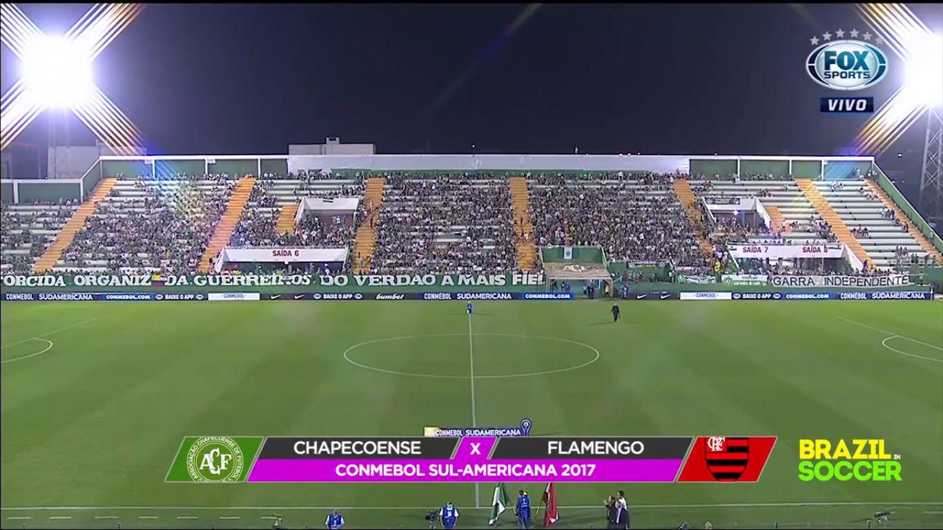 14-09-2017 - Chapecoense AF 0-0 Flamengo (COPA SUDAMERICANA)