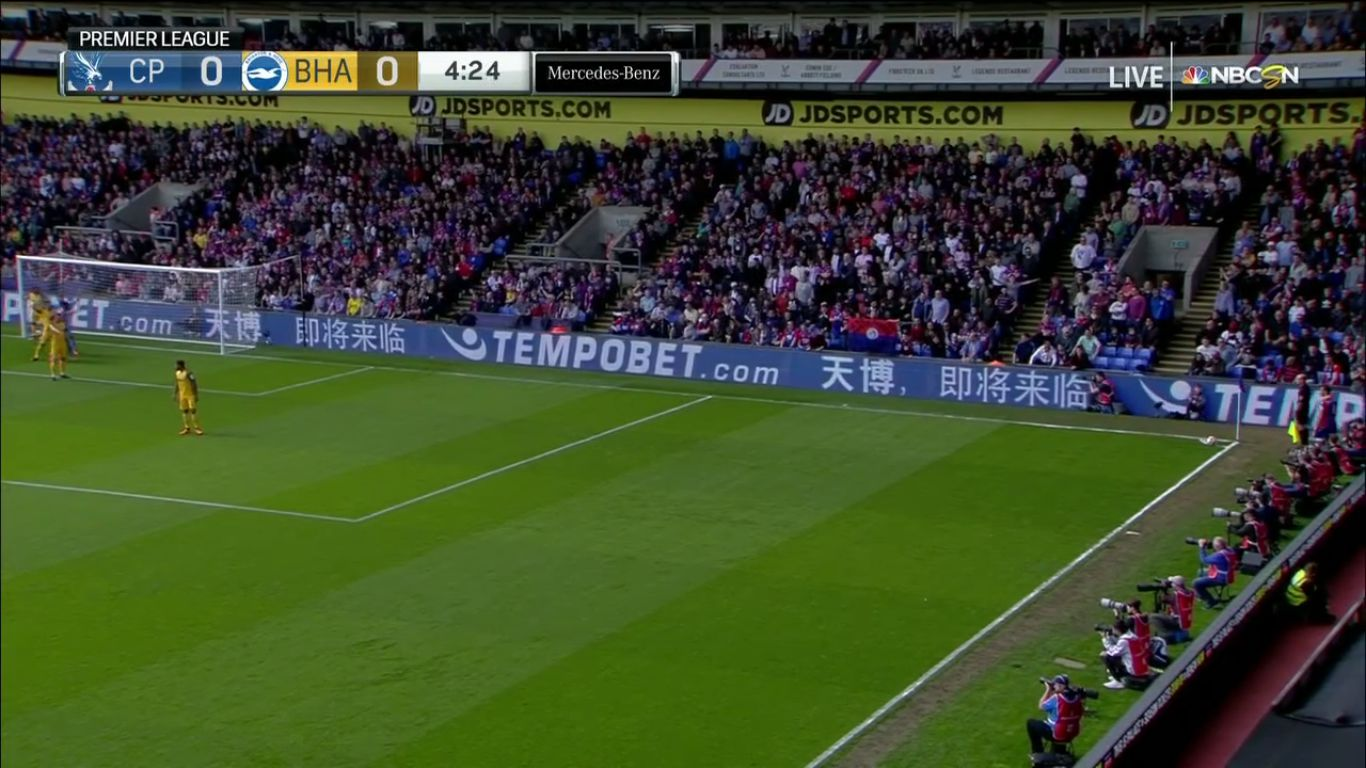 14-04-2018 - Crystal Palace 3-2 Brighton & Hove Albion