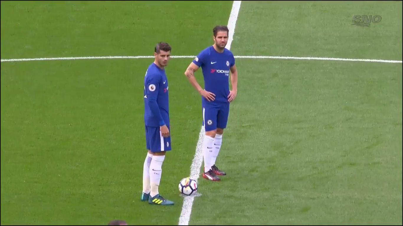 17-09-2017 - Chelsea 0-0 Arsenal