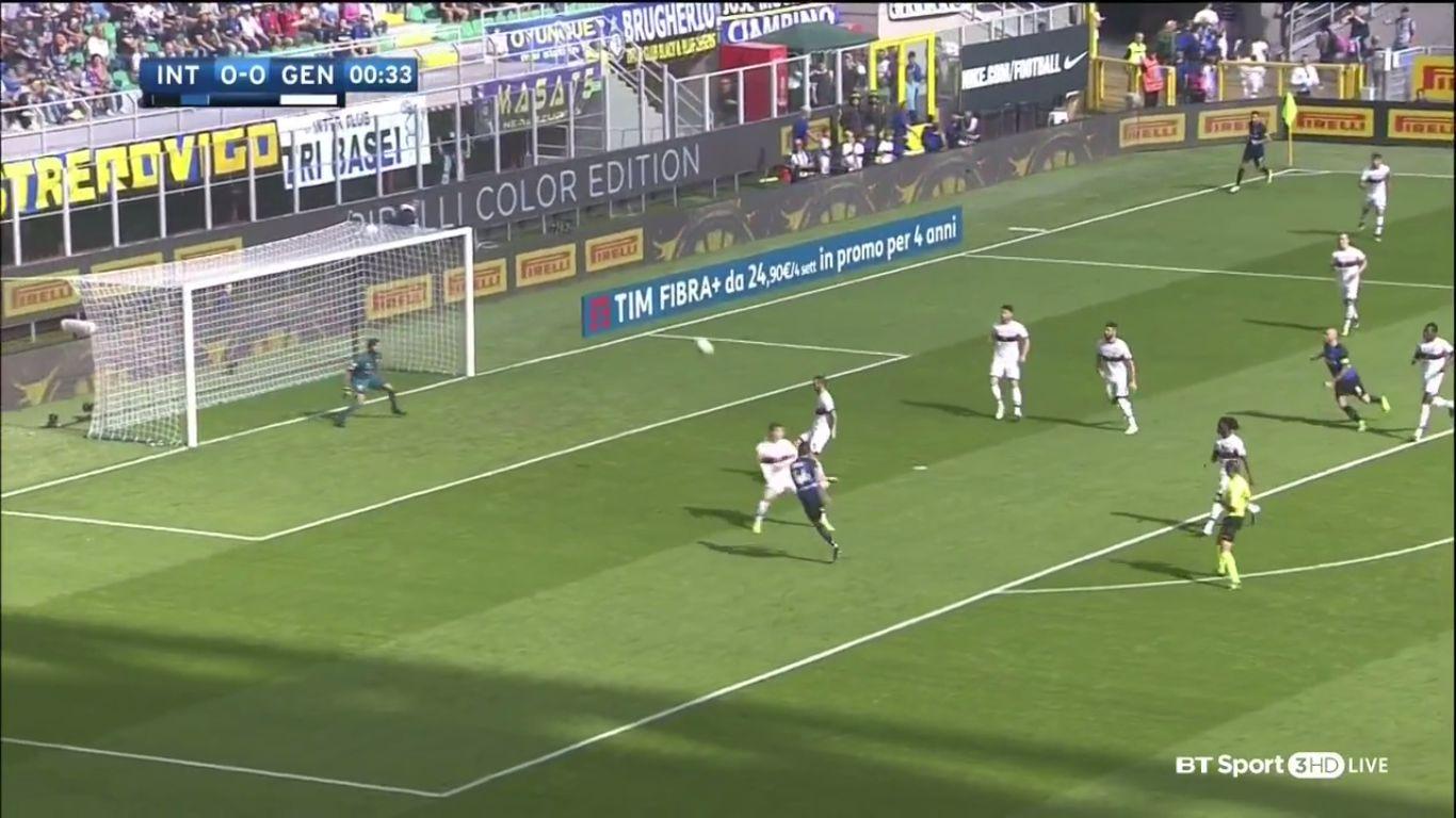 24-09-2017 - Inter 1-0 Genoa