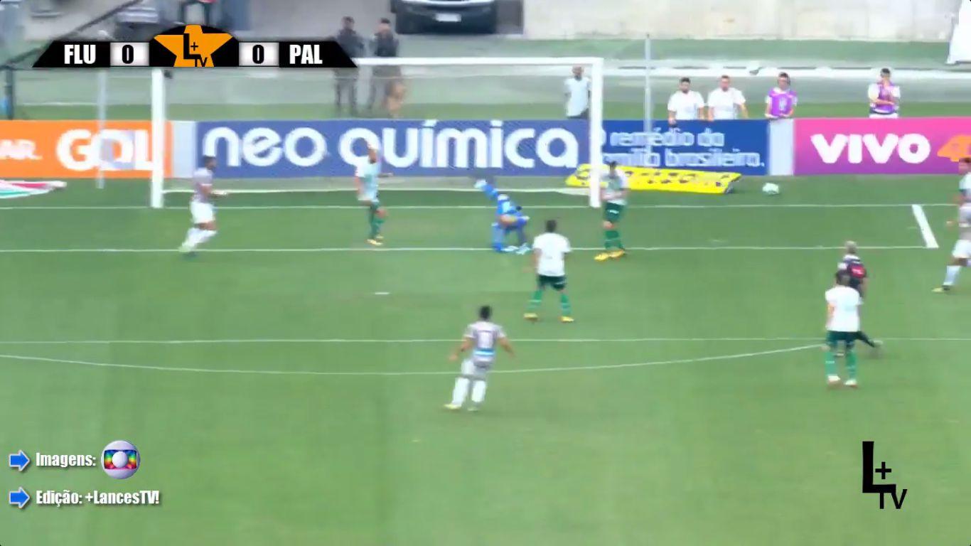 25-09-2017 - Fluminense 0-1 Palmeiras