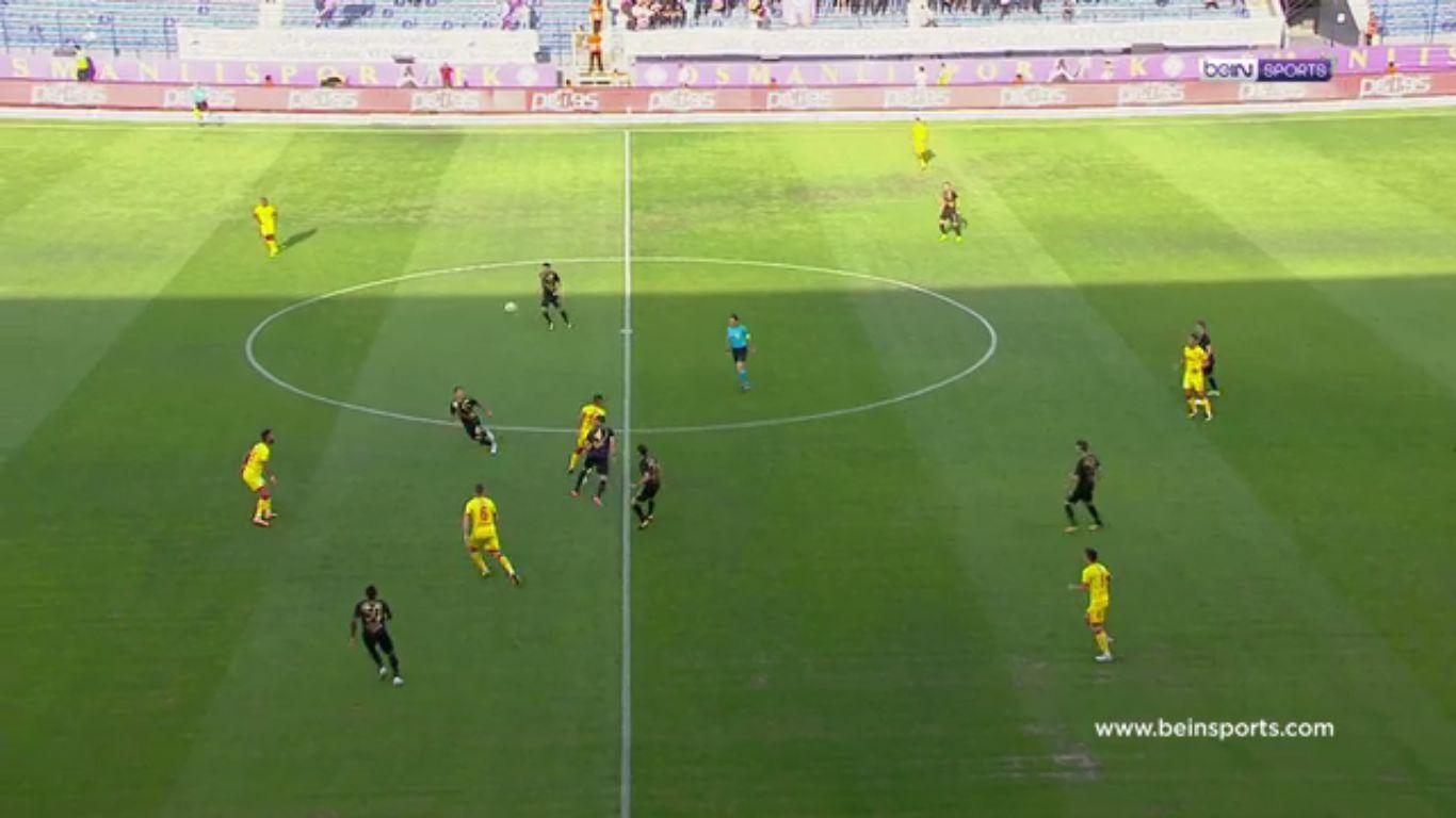 10-09-2017 - Osmanlispor FK 0-2 Goztepe