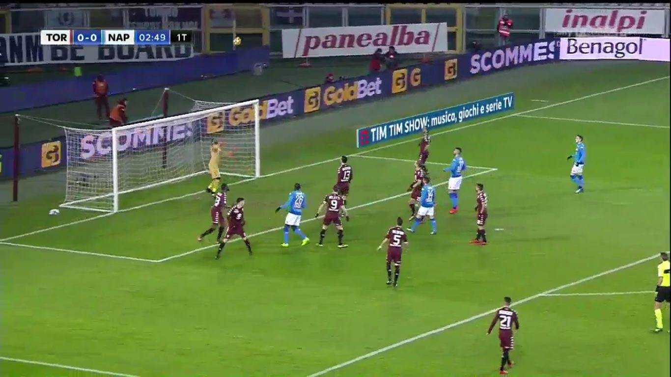 16-12-2017 - Torino 1-3 SSC Napoli